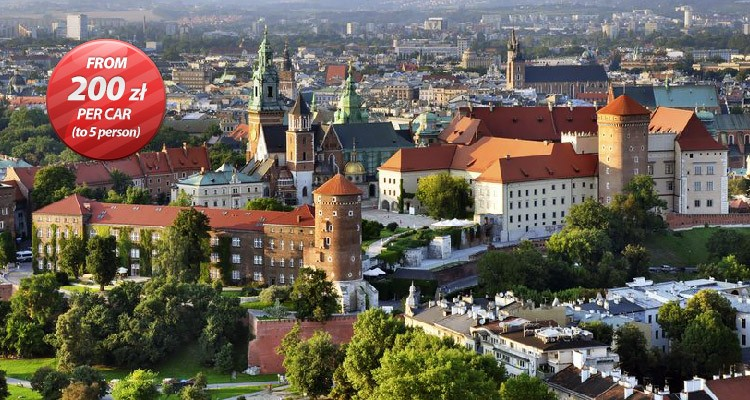 La visite de Cracovie - RESERVATION