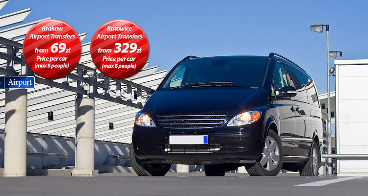 Airport Transfers / BOOK NOW