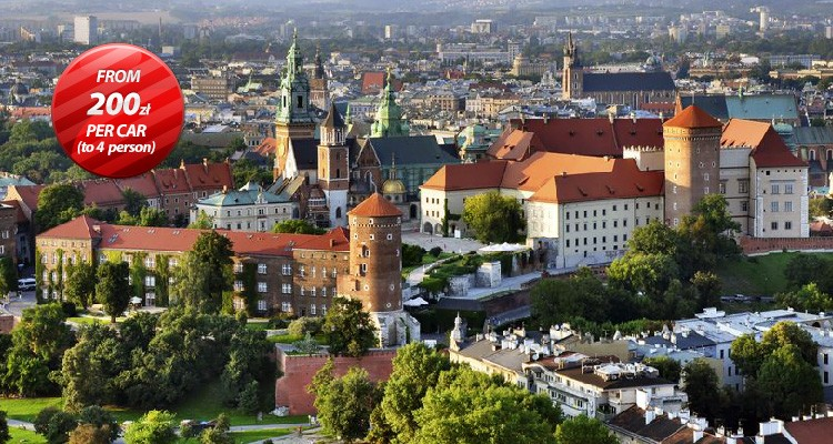 Cracow city tours - BOOK NOW