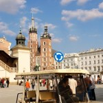cracow city tours - Market Square