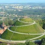 krakow mounds tour